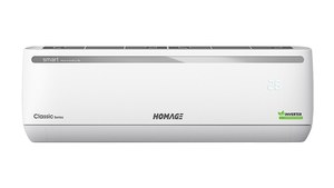 Homage launches classic series DC inverter air conditioners in Pakistan