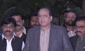 Sindh energy minister sends Rs1 billion defamation notice to Shikarpur SSP