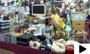 کراچی کی باڑہ مارکیٹ الیکٹرانک آئیٹمز کے لئے مشہور