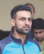 Malik targets BD series, not World Cup