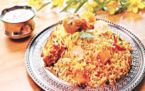 EPICURIOUS: BRING ON THE BIRYANI