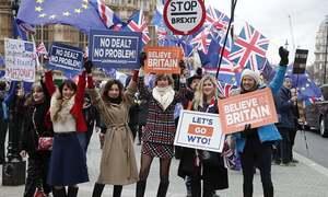 UK watchdog tells markets: be ready in case of no EU trade deal