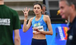 Doping cases put career on pause, says Russian high jumper