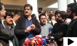 'سندھ میں عوام کی خدمت کرنے والا آئی جی چاہیے'