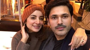 Fahad Mirza and Sarwat Gillani's PDA in Rome has sparked outrage all the way in Pakistan