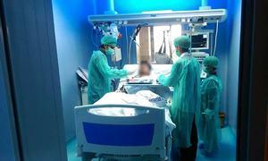کورونا وائرس کے شبے میں چینی شخص ملتان کے نشتر ہسپتال منتقل