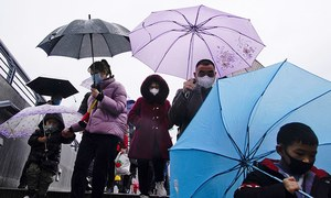 China virus death toll rises to 41, with more than 1,300 infected worldwide
