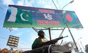 ٹی ٹوئنٹی سیریز میں پاکستان کو فیصلہ کن برتری