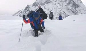 Climbers trying to summit Karakoram Range peaks enter decisive phase