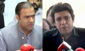 عابد شیر علی نے فیصل واڈا کے خلاف برطانیہ کی نیشنل کرائم ایجنسی میں شکایت درج کروادی
