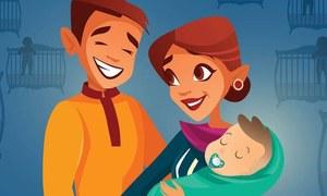 ADOPTING A FAMILY