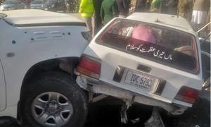 امریکی سفارتخانے کی گاڑی سے خاتون کی ہلاکت، گرفتار ڈرائیور ضمانت پر رہا