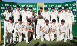 جنوبی افریقہ کو ایک اور شکست، سیریز 1-3 سے انگلینڈ کے نام