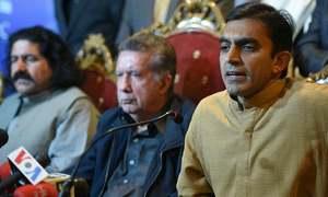 پی ٹی ایم کا منظور پشتین کی گرفتاری کے خلاف ملک بھر میں احتجاج کا اعلان