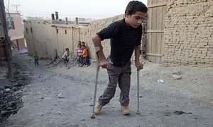 بلوچستان میں سال کا پہلا، خیبرپختونخوا میں تیسرا پولیو کیس سامنے آگیا