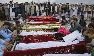 Terror attacks drop but Pakistan 'not out of the woods' yet