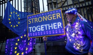 Britain hails new start as it says farewell to EU after a long-drawn process