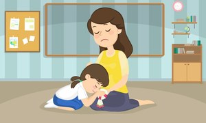 HEALTH: HELPING CHILDREN WITH GRIEF AND TRAUMA