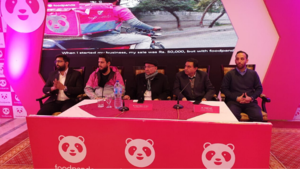 Here's how foodpanda turned Abbotabad pink this weekend