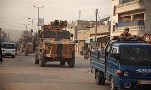 Turkish, Syrian troops clash in Idlib; 20 killed