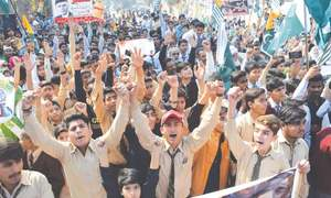 Sindh expresses solidarity with people of India-held Kashmir in one voice