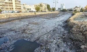 How to achieve clean-up of Karachi's Nehr-i-Khayyam