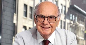 Harold Burson (1921-2020), the PR giant!