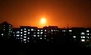 Israeli strikes near Damascus kill 23 Syrian, foreign fighters