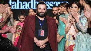 Fashion designer Fahad Hussayn closes down business citing bankruptcy
