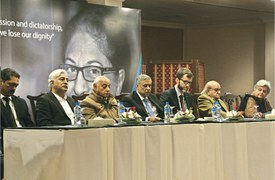 Remembering Asma's feats: 'Colonial law being used to silence people'