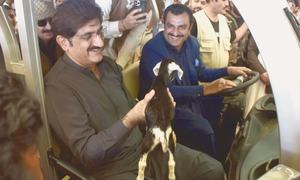 Use of modern technology in livestock sector can help country prosper: Murad