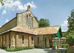 Murree's British-era historical buildings still intact