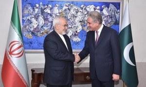 ایران کے ساتھ الیکٹرانک ڈیٹا کے تبادلے کیلئے مفاہمتی یادداشت پر دستخط