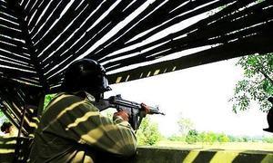 آزاد کشمیر میں کار ریلی پر بھارتی فوج کی فائرنگ، 3 افراد زخمی