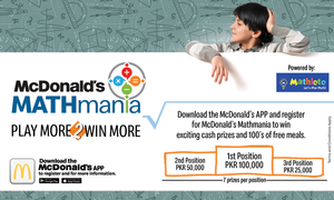 McDonald's Mathmania is putting the fun back in math. Here's how