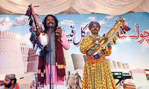 Cholistan abuzz with jeep rally, allied events