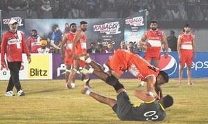 Pakistan, India win last pool matches of Kabbadi World Cup