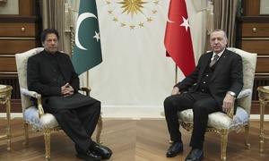 Pakistan, Turkey to transform ties into economic partnership