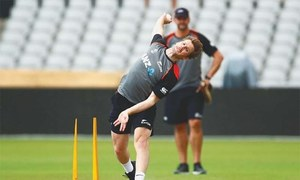 Ferguson not expecting to make India Test series