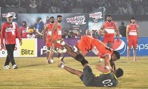 Pakistan, India win last pool matches in Kabaddi World Cup