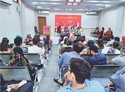 WDF celebrates women's struggles, condemns patriarchal violence