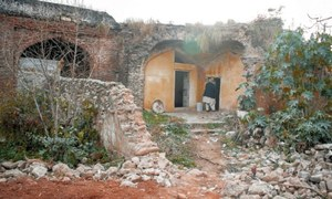 Mughal-era inn left at mercy of illegal occupiers