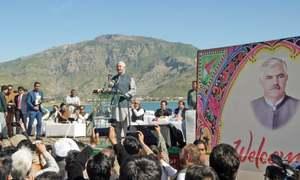 KP govt to seek control of Khanpur Dam