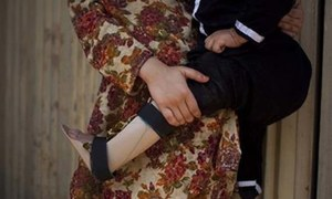 Five more polio cases found in KP, Balochistan