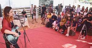 If allowed to work, women can contribute 25pc to GDP, audience at Lahooti Melo told
