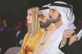 Ivanka Trump lauds S. Arabia, UAE on women's rights reforms
