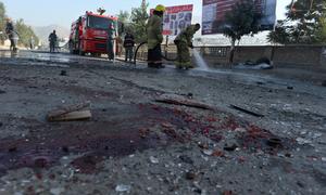 Nine homeless drug users shot dead in Kabul