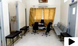 روجھان کا واحد ہسپتال جہاں کوئی ڈاکٹر ہے نہ ہی عملہ