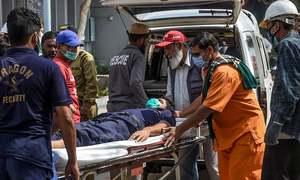 کراچی میں 'زہریلی گیس' کے اخراج سے اموات کی تعداد 14 ہوگئی