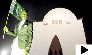 ڈیرن سیمی کی پاکستانی شہریت کے لیے جاوید آفریدی کی درخواست